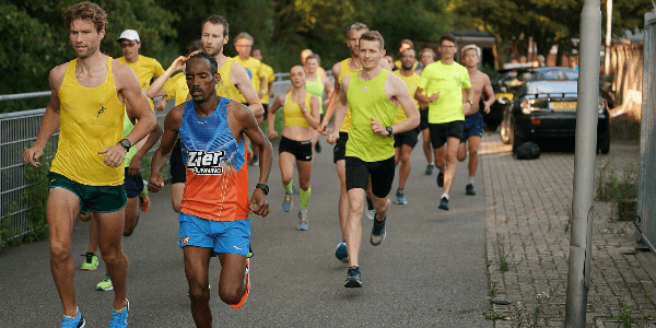 Records - 5k Overtake Run